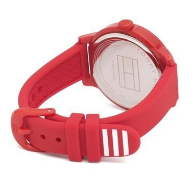 Tommy Hilfiger Saat Kırmızı